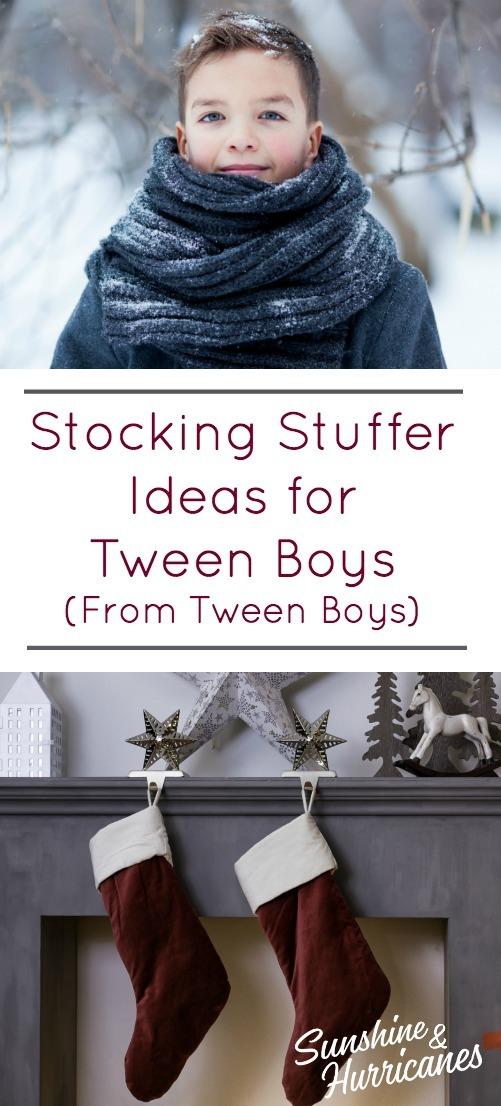 Stocking Stuffer for Tween Boys