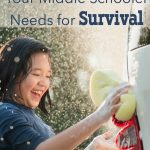 Do you want to raise kids who thrive? Then make sure you teach them these 10 Tween Chores Your Middle Schooler Needs for Survival. Life skills are essential for future success. SunshineandHurricanes.com