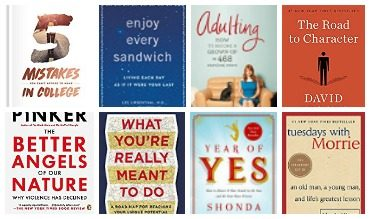 Beyond Oh, The Places You'll Go – Best Books for Grads