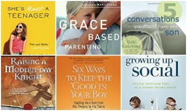 Outstanding Books for Parenting Christian Tweens