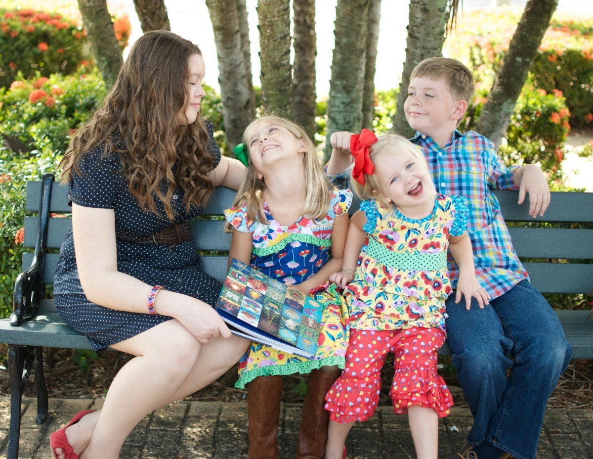 Michelle Myers Florida Mom and Co-Founder of Parenting Blog Sunshine and Hurricanes.