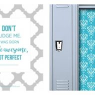 15 LIT Locker Decor Ideas for Teens – Have the Sickest Locker at School