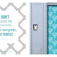 15 LIT Locker Decor Ideas for Teens – Have the Sickest Locker at School