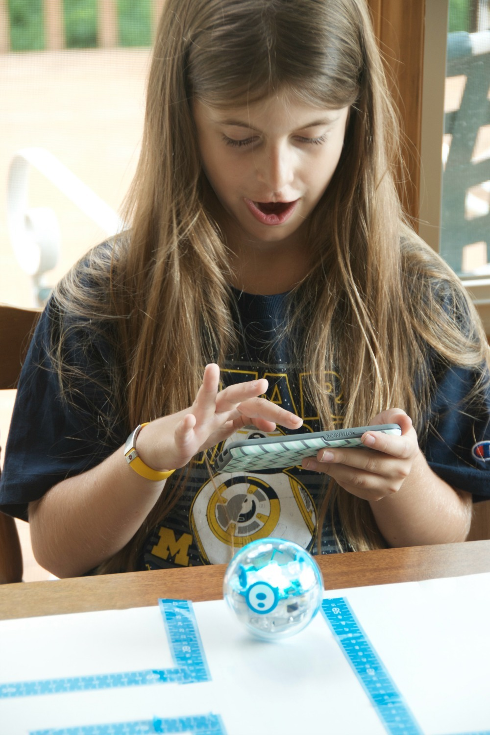 Inspiring the future of STEAM Education with the SPRK+ Robot and Sphere Edu app. A great STEAM App and Toy for kids of all ages and all levels.