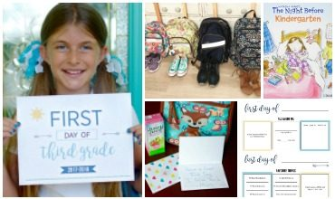 10 Fun and Meaningful Back To School Traditions for Your Family