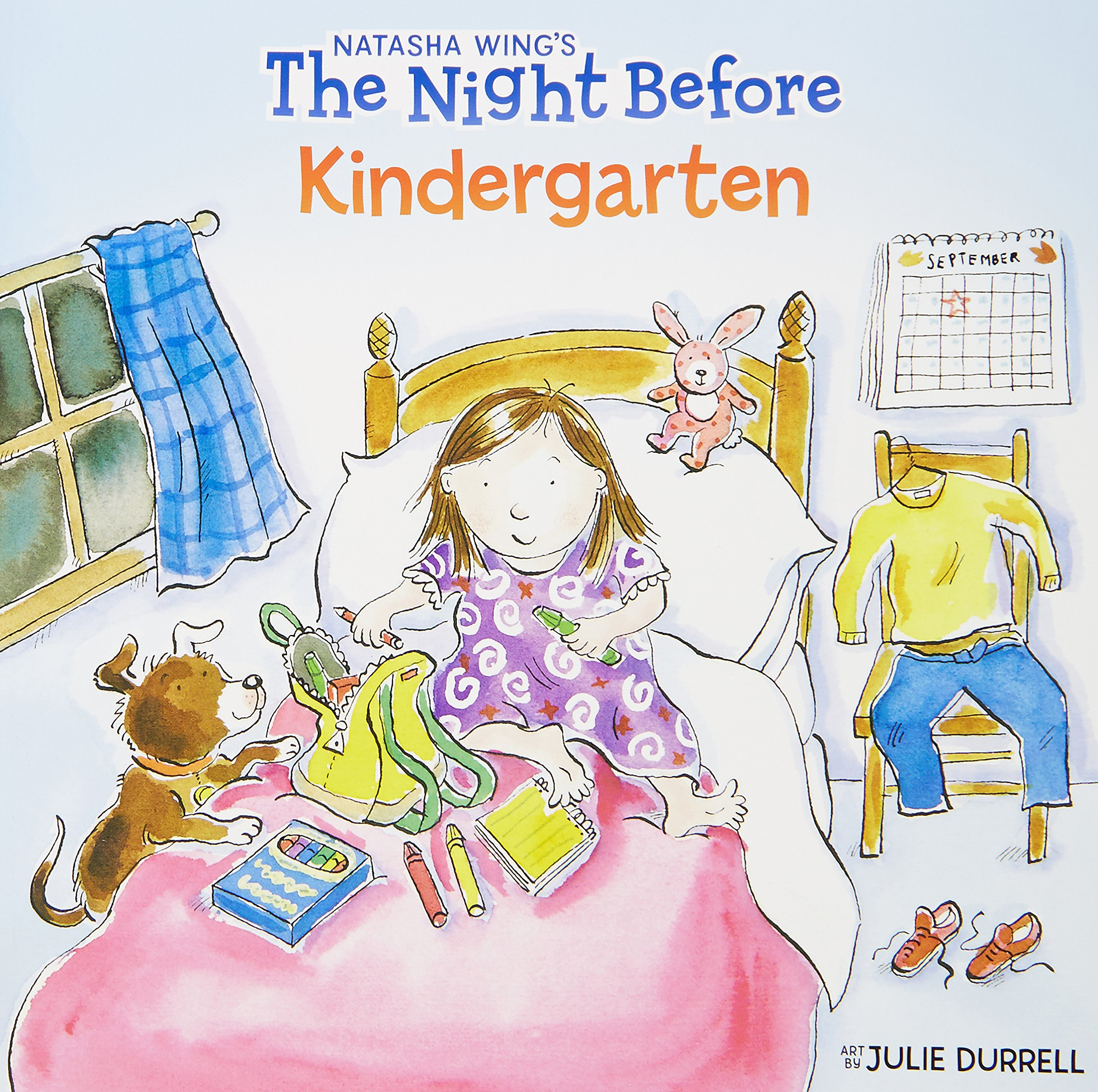 The Night Before Kindergarten and other great back to school traditions.