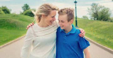 How Moms Can Tackle THE SEX TALK with Teen and Tween Boys