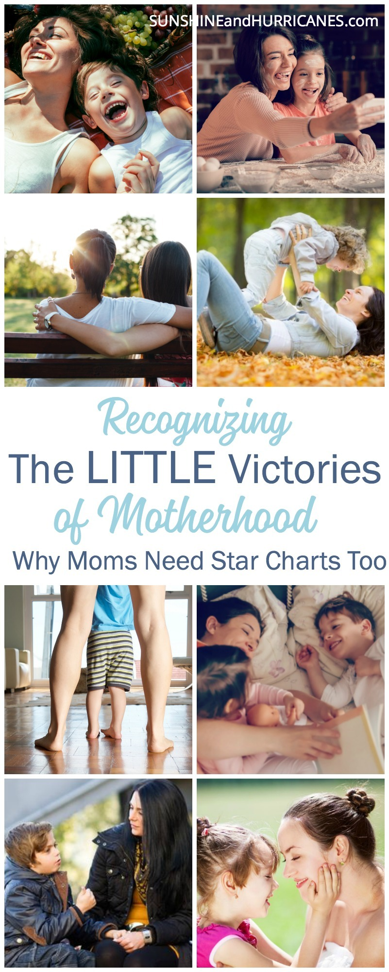 Have you earned a gold star today? I bet you've earned more than you realize. This is why we need to start recognizing the little victories of motherhood more often.