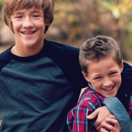 Be Nice, Big Brother – How Sibling Relationships Change In The Teen Years