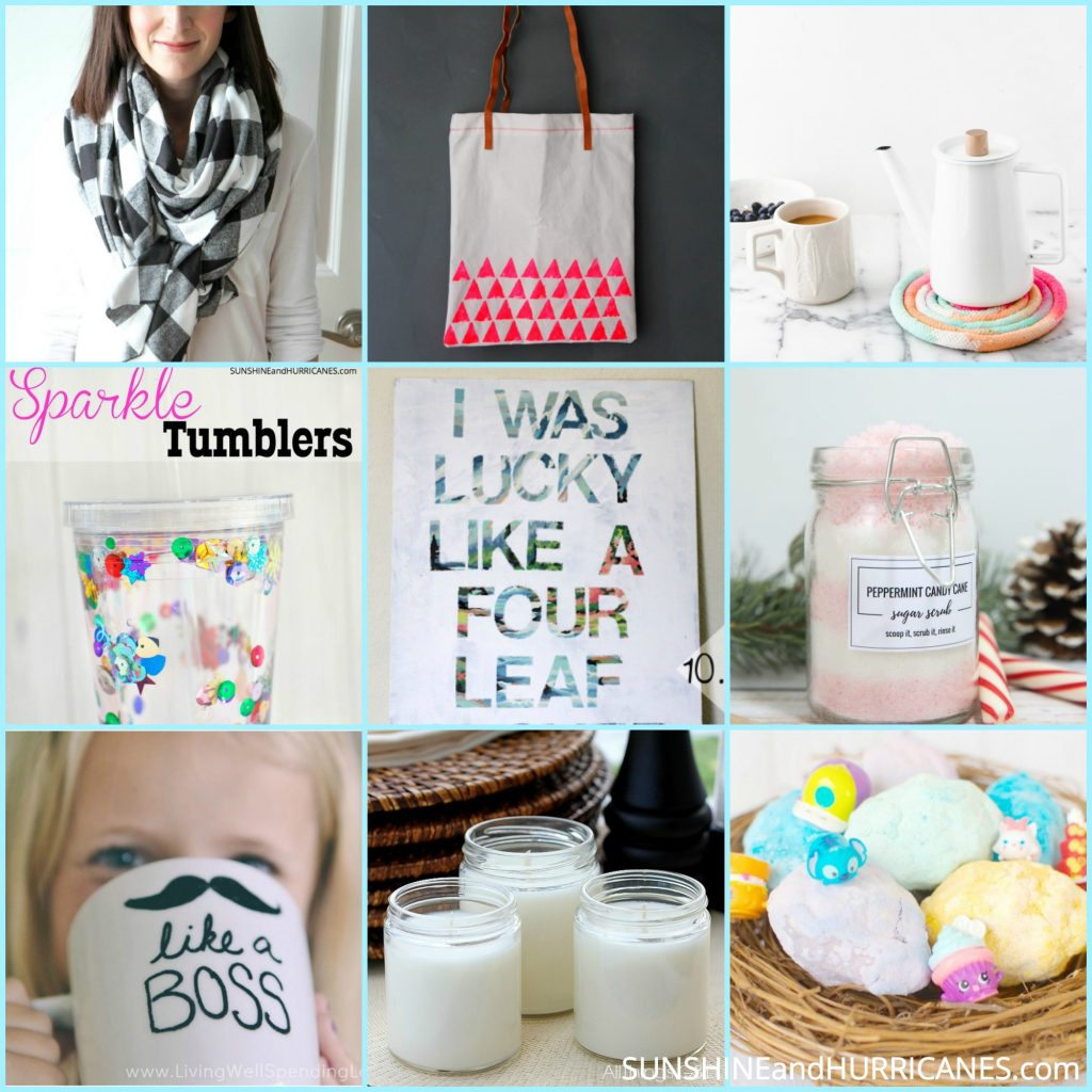 Teen Gifts DIY
