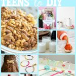Gift ideas that tweens and teens can DIY for family, friends or teachers. These teen crafts are simple and easy for any level, perfect for Christmas, birthday, anniversary or any occasion! Easy Crafts are the perfect teen and tween activity for a party or a girls night in!