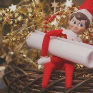 An Elf on the Shelf Break-Up Letter