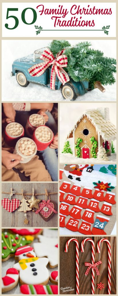 50 family christmas traditions and why tradition are more important than ever for our children.