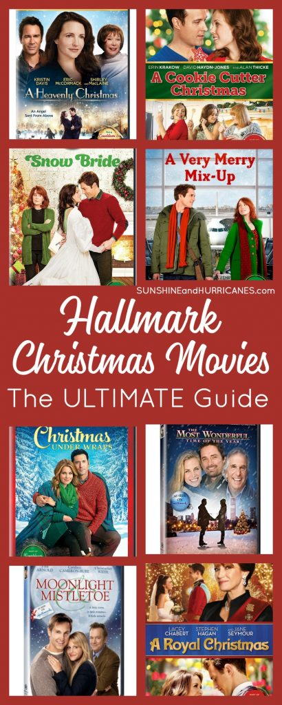Do you love Hallmark Christmas Movies? Here's Your Ultimate Guide!
