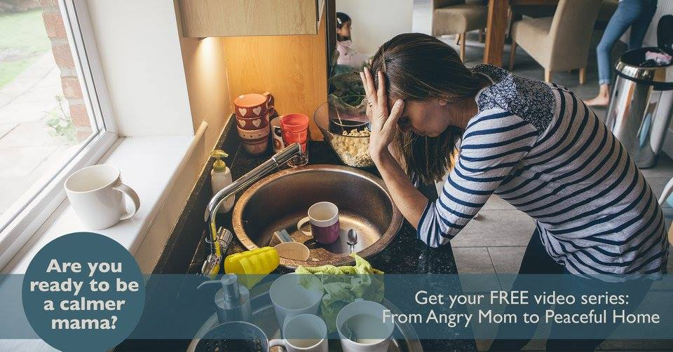 Mamas Anger Management Course. Go From Angry Mom To Peaceful Home with This Free Video Series