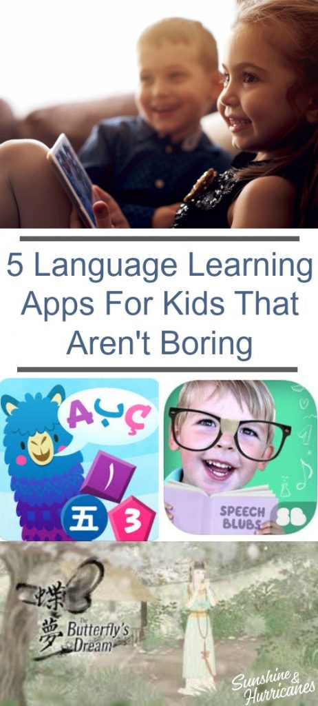5 language learning apps for kids that aren't boring