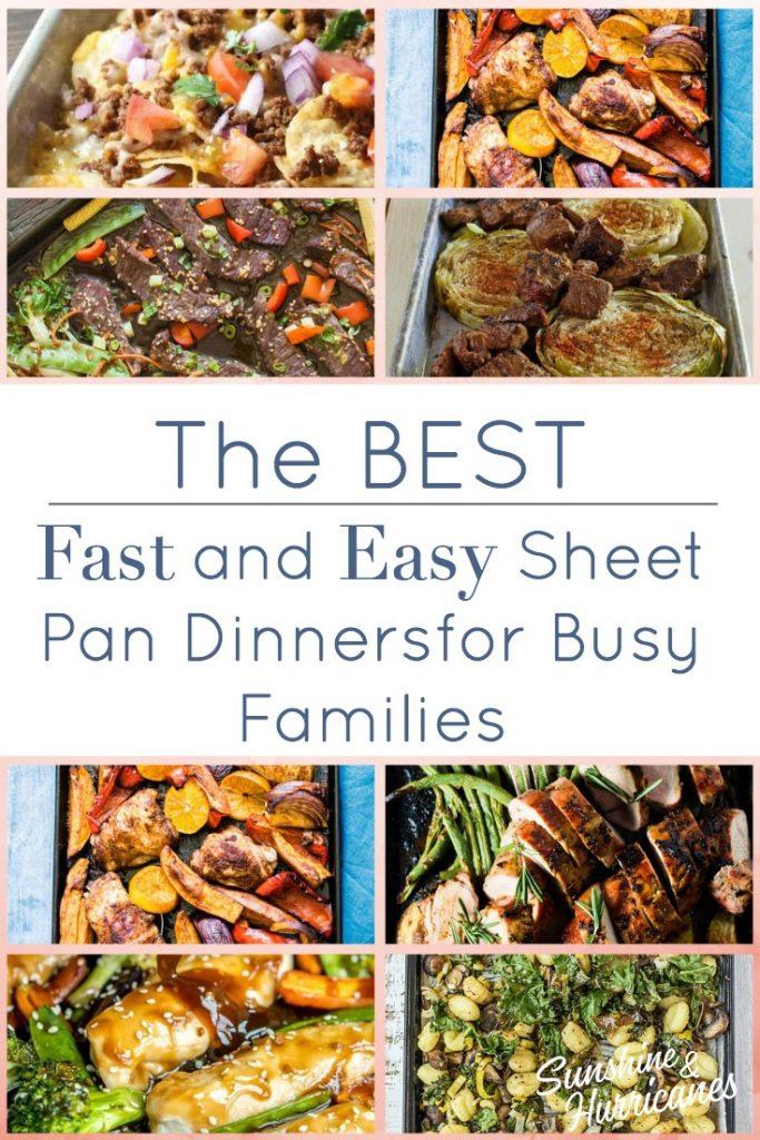 Best Sheet Pan Dinners