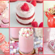 Red and Pink Themed Valentine's Day Recipes