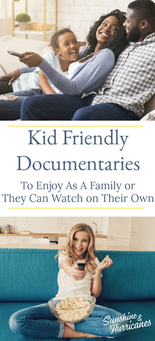 Kid Friendly Documentaries To Enjoy As A Family