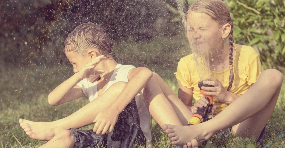 Summer Activities for Kids - Old School Summer Week