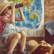 Summer Activities for Kids – Travel Themed Week
