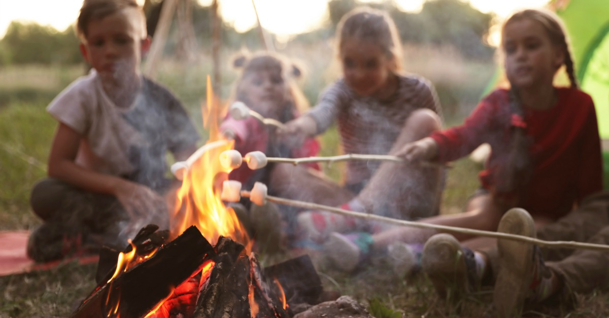 Summer Camp Themed Activities For kids