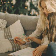 Free Printable Kids Holiday Chore Chart